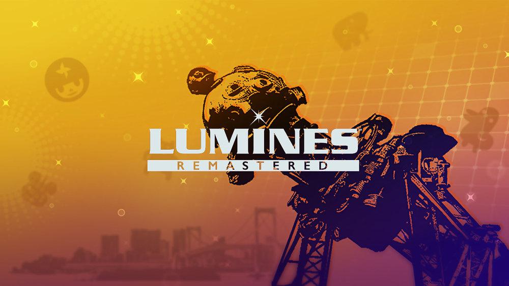 Lumines Remastered riceverà la sua edizione fisica su Nintendo Switch