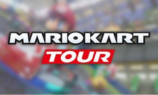 Mario Kart Tour si aggiorna con l'arrivo del Tokyo Tour