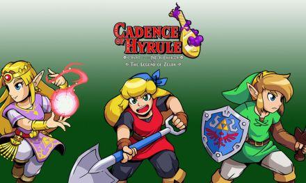 Cadence of Hyrule: disponibile la demo sul Nintendo Switch eShop