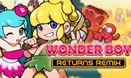 Wonder Boy Returns Remix: annunciata ufficialmente la data d'uscita