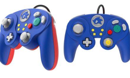PDP sta per rilasciare un Pro Controller GameCube per Switch… ispirato a Sonic