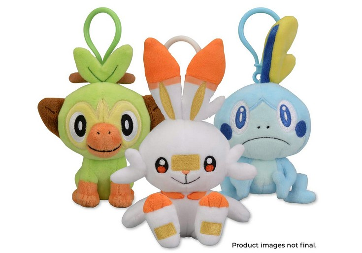 Svelati i pre-order bonus per il mercato statunitense per Pokémon Sword & Shield