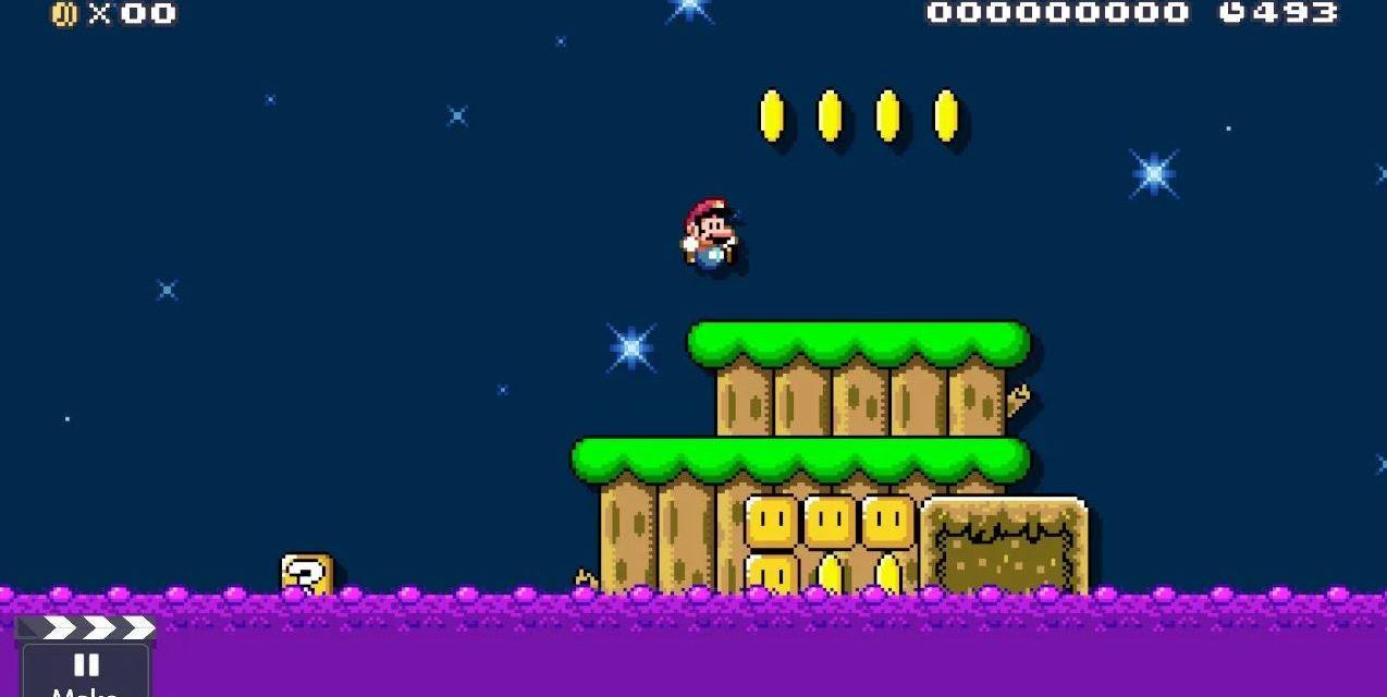 Super Mario Maker 2 vola con oltre 5 milioni di livelli creati dalla community