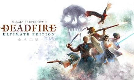 Pillars of Eternity II: Deadfire Ultimate Edition, annunciato ufficialmente per Nintendo Switch