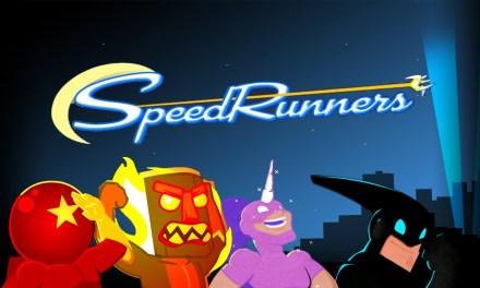 SpeedRunners: il platform competitivo online presto su Nintendo Switch