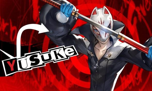 Persona 5 Scramble, Yusuke Kitagawa si mostra nel nuovo trailer del titolo