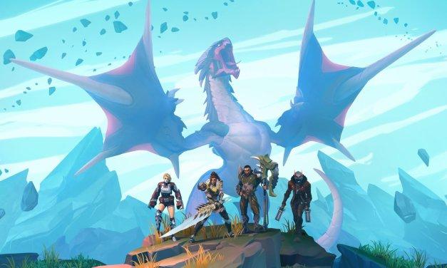 Dauntless disponibile da oggi sul Nintendo Switch eShop