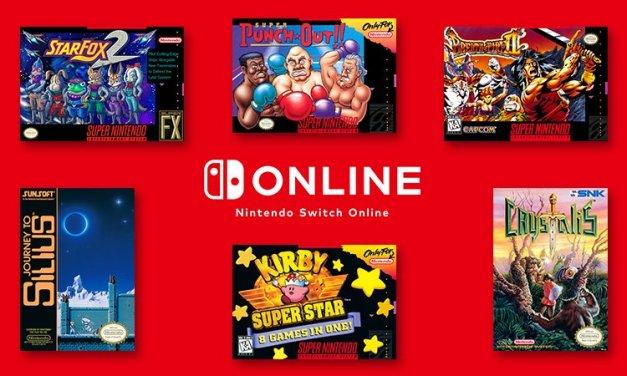Nintendo Switch Online: ecco annunciati i nuovi titoli di dicembre in arrivo per NES e SNES