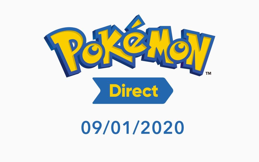 Nintendo ha annunciato a sorpresa un nuovo Pokémon Direct