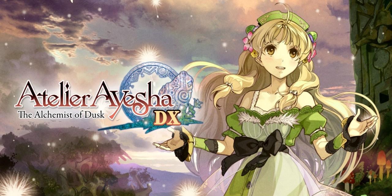 Atelier Ayesha: The Alchemist of Dusk DX - Recensione