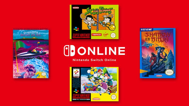 Nintendo Switch Online: ecco svelati i nuovi titoli in arrivo per NES e SNES