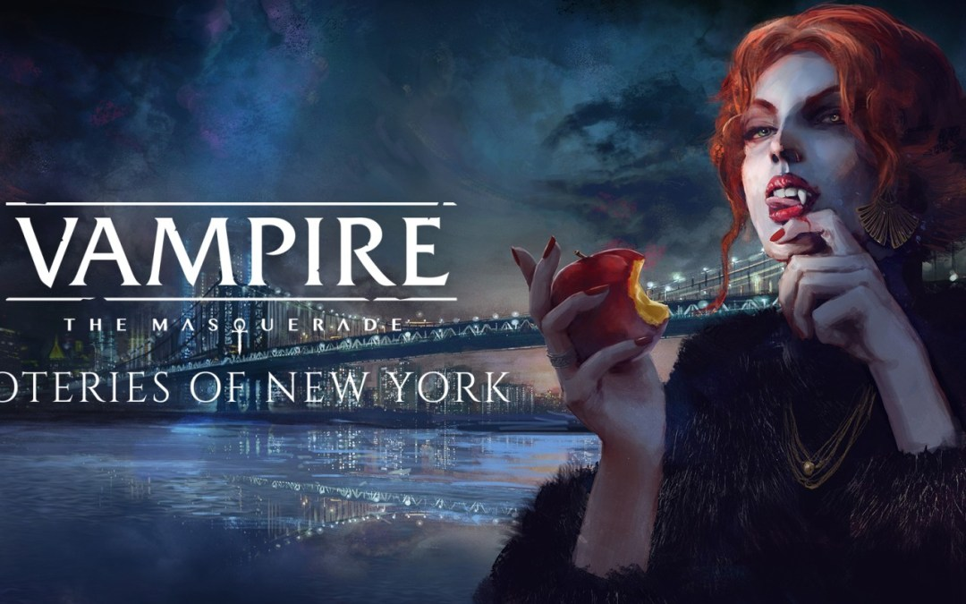 Vampire: The Masquerade – Coteries of New York – Recensione