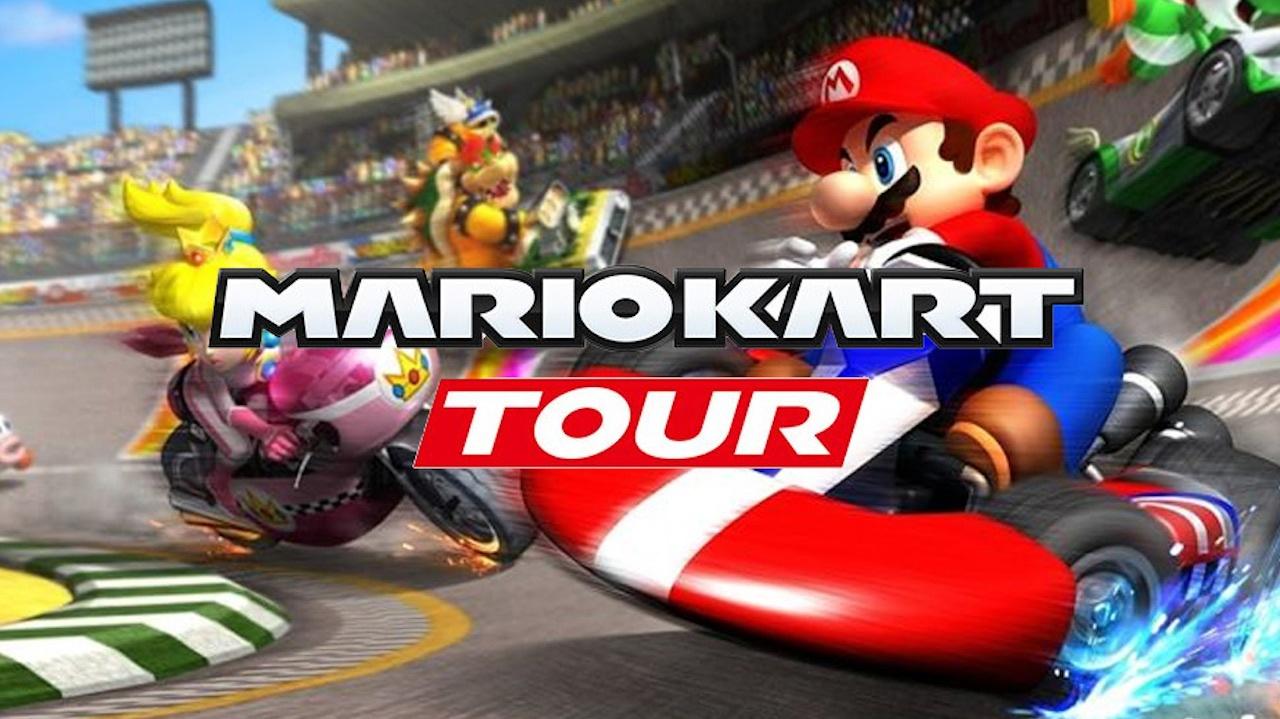 Mario Kart Tour: rilasciata finalmente la modalità multiplayer