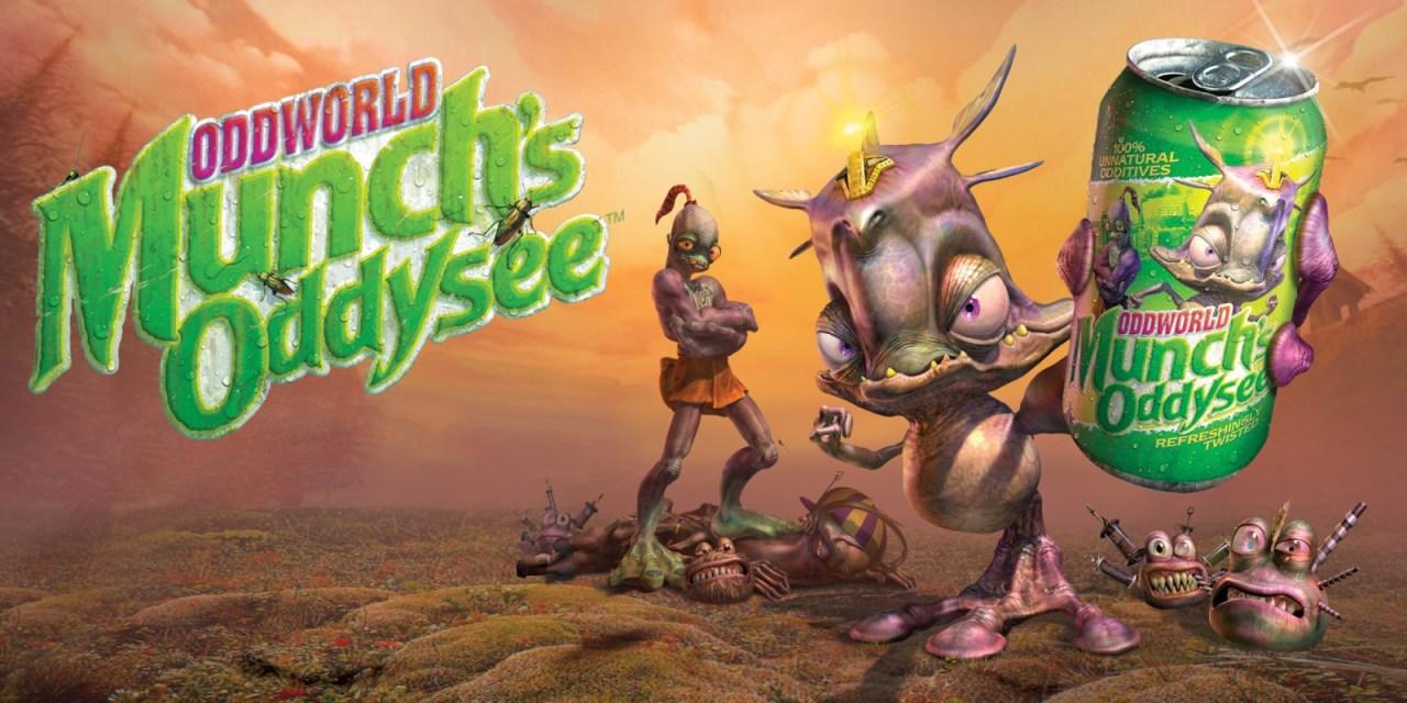 Oddworld: Munch's Oddysee - Recensione
