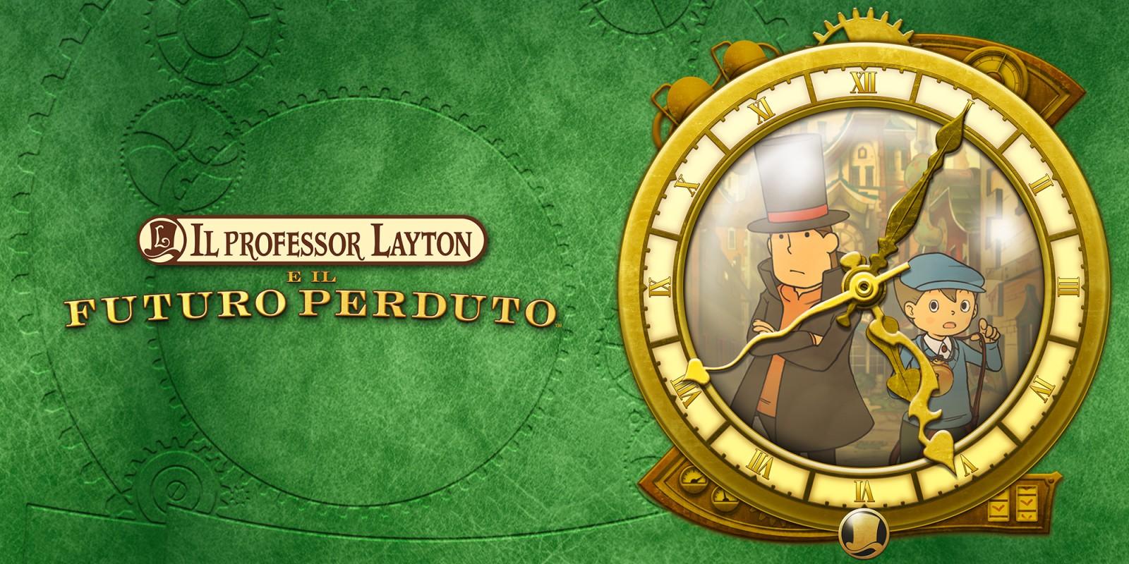 Il professor Layton 3 sbarca su iOS e Android con una remaster in HD