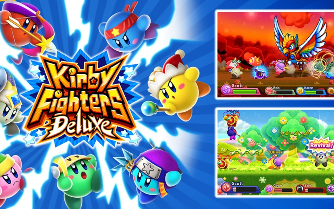 Kirby Fighters 2 è stato accidentalmente svelato?