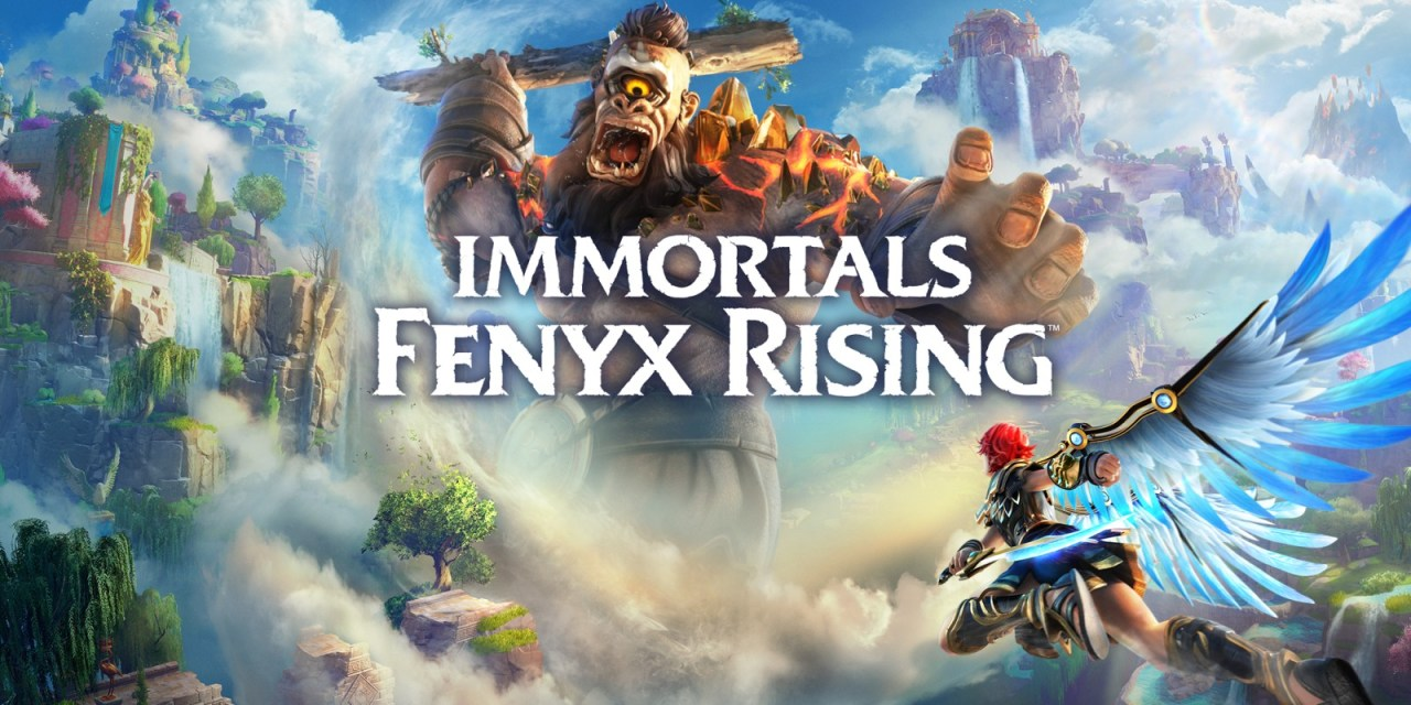 Immortals Fenyx Rising - Recensione