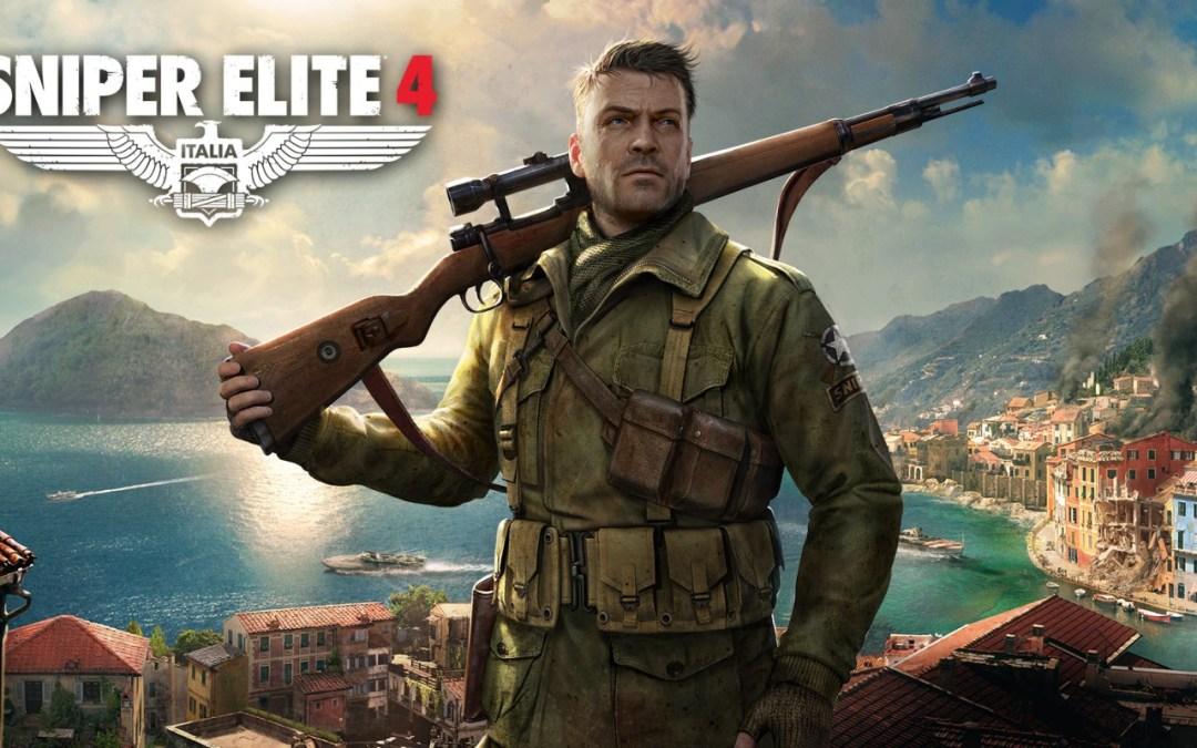 Sniper Elite 4 – Anteprima