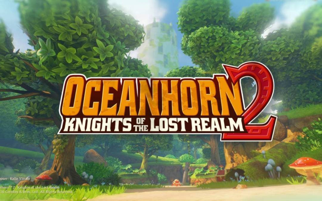 Oceanhorn 2: Knights of the Old Realm – Recensione