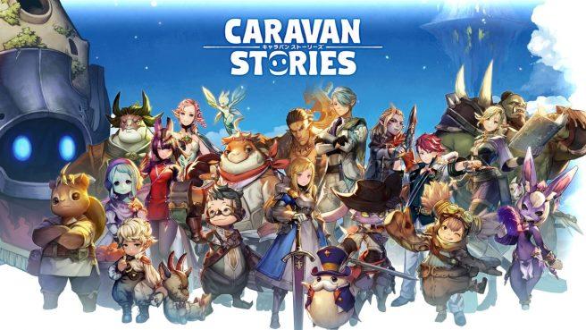 Caravan Stories: il free-to-play MMORPG è in arrivo su Nintendo Switch