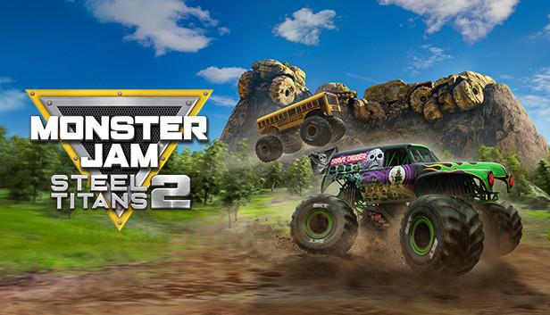 Monster Jam Steel Titans 2 – Recensione