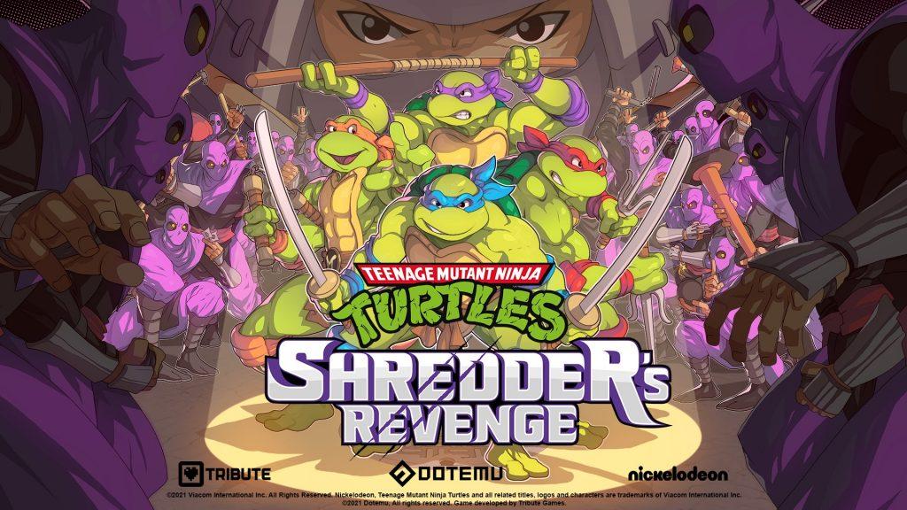 Gameplay trailer per Teenage Mutant Ninja Turtles: Shredder's Revenge