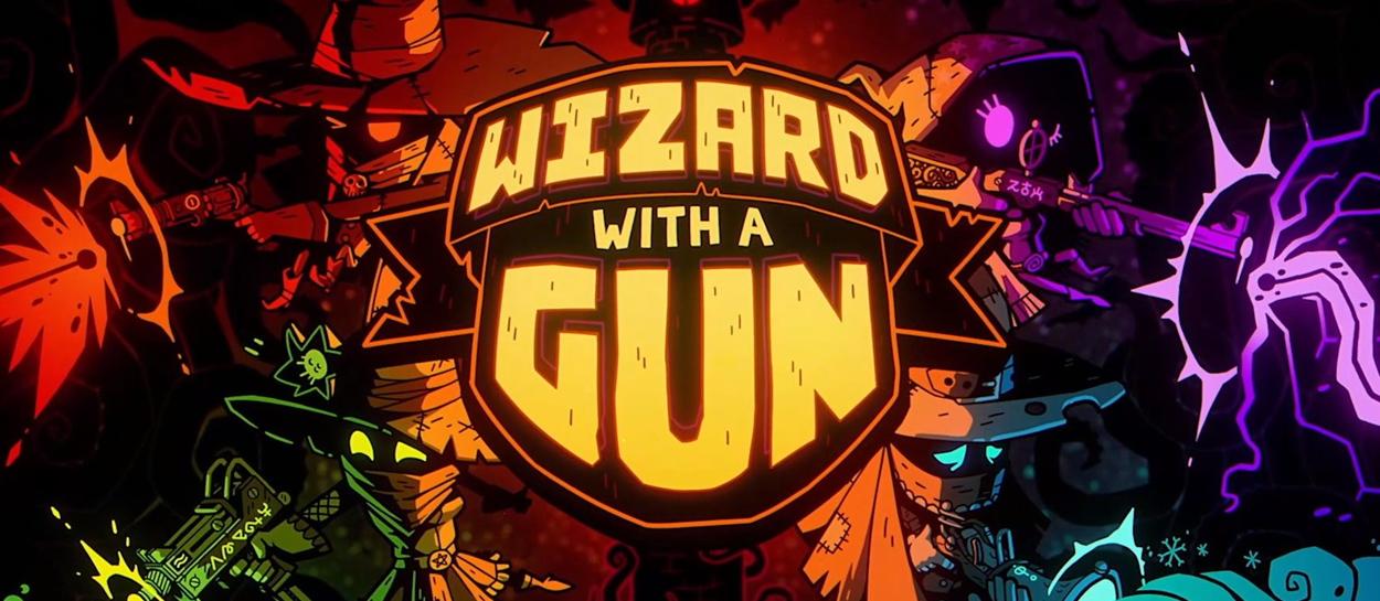 Devolver Digital presenta Wizard With a Gun durante il suo folle evento