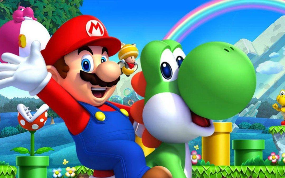 Super Mario: il film d'animazione in arrivo nel 2022, Chris Pratt e Jack Black tra i protagonisti