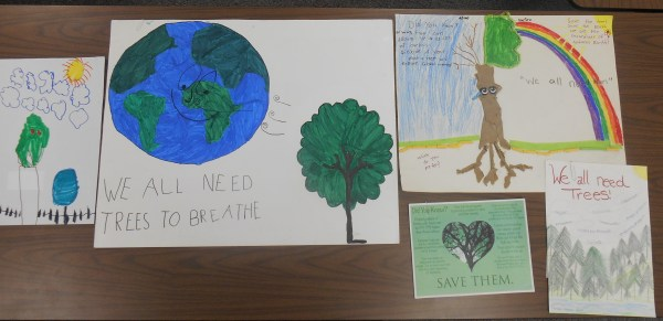 Healthy Soils Are Full of Life Poster Contest