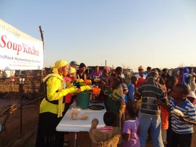 SolidRock Humanitarian Foundation