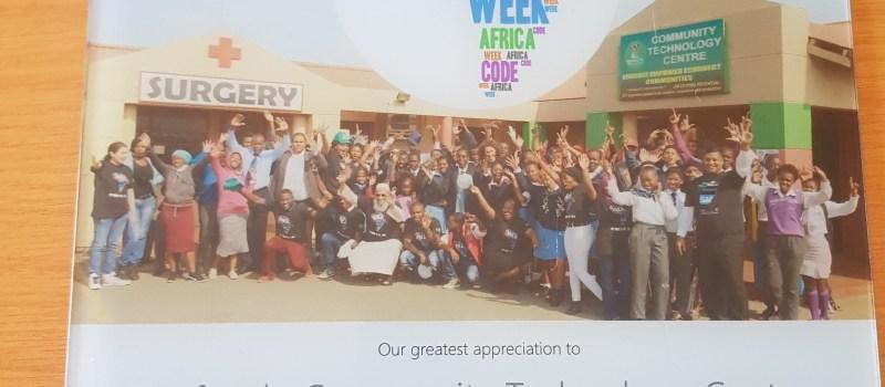 Siyafunda Community Technology Centre