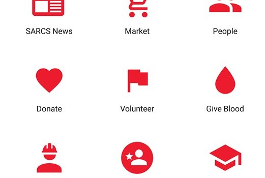 The South African Red Cross Society