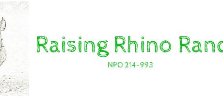 Raising Rhino Rands