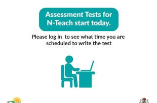 Npower Teach Assessment Test