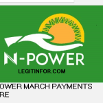 Npower March stipends payment updates for all npower Beneficiaries