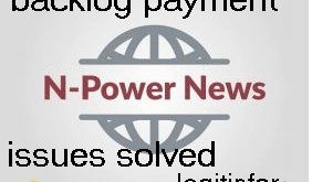 Effective ways to resolve npower backlog payment issues for beneficiaries