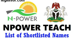 Npower Shortlisted Candidates Full names and full posting list check here