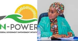 Npower Batch A & B to Receive June and July Stipends to mark one year of Sadiya Umar Farouq in Office