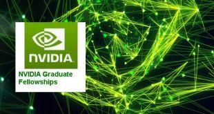 Nvidia Graduate Fellowships for students $50000 per award