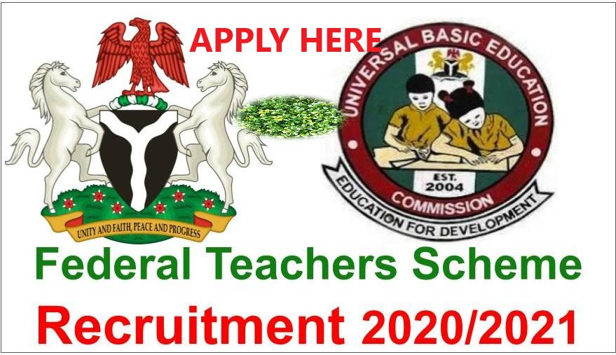 Federal Teachers Recruitment FTS Application Form is Out 2020/21 Apply here