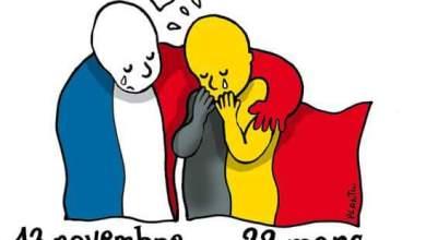 Photo of Στις 13 Νοεμβρίου ήταν η Γαλλία, 22 Μαρτίου είναι το Βέλγιο..