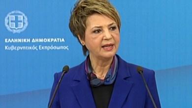 Photo of Γεροβασίλη: Η πρόταση της Ε.Ε δε σηκώνει θριαμβολογίες από την κυβέρνηση