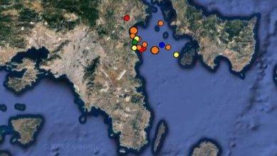 Photo of Αλληλουχία δέκα σεισμικών δονήσεων στην Αττική