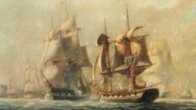 Photo of Η ιστορική ναυμαχία της Πάτρας