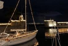 Photo of Χριστουγεννιάτικο το λιμάνι της Ναυπάκτου