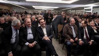 Photo of Αλέξης Τσίπρας στην εκδήλωση των Πασοκογενών: Ενώνουμε το μέτωπο να πέσει η δεξιά