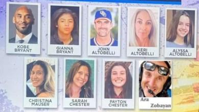 Photo of Κόμπι Μπράιαντ: Ποια είναι τα πρόσωπα της τραγωδίας – Τρία παιδιά στην λίστα με τους νεκρούς