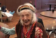 Photo of Σούπερ γιαγιά 101 ετών, νίκησε τον κορωνοϊό – Γεννήθηκε σε καράβι στην διάρκεια της Ισπανικής γρίπης το '18