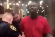Photo of Απίστευτη γκάφα: Συλλαμβάνουν αφροαμερικανό αλλά..είναι πράκτορας του FBI (Βίντεο)