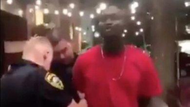 Photo of Δεν είναι πράκτορας του FBI ο Αφροαμερικανός που συλλαμβάνεται(Βίντεο)